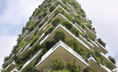 Bosco verticale… edilizia votata a migliorare Milano.