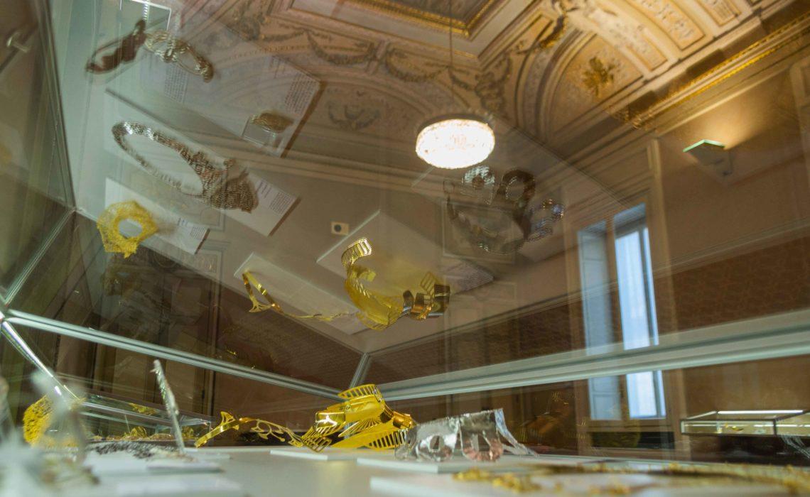 Apre Artistar Jewels 2019 a Palazzo Bovara