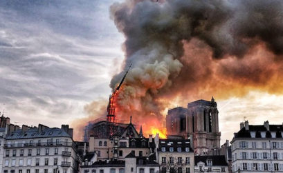 L'incendio a Notre Dame ci divide tra paura e voglia di ripartire
