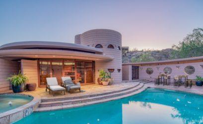 L'ultima casa di Frank Lloyd Wright va all'asta!