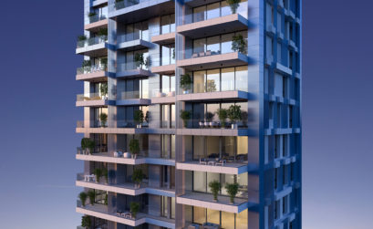 A Luxurious and Innovative Apartment Complex in the Heart of Limassol From Marr Group