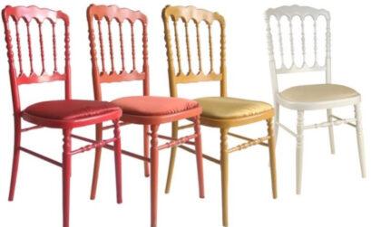 """""""La chiavarina"""" e la storia di una sedia icona"""
