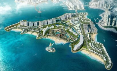 Qetaifan Island North, a New Way of Luxury Experience and Qatari Hospitality