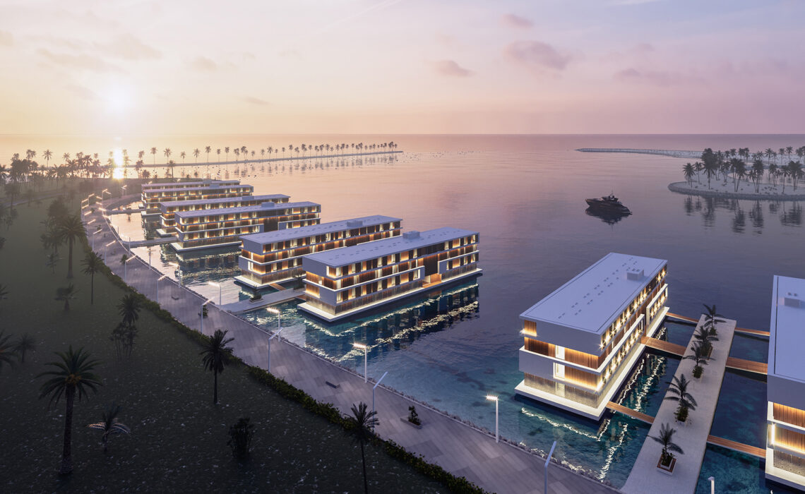 Interview with Hesham Sharaf, Chief Operating Officer of Qetaifan Projects