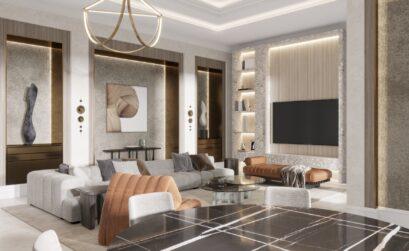 The Designer Studio Defines Quality Interior Design in Qatar