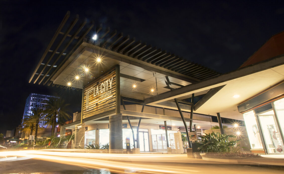 Perfect Shopping and Dining Experience at La City Trianon in Mauritius