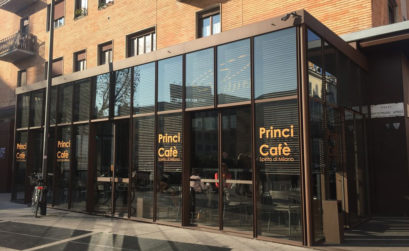 """Aperitivi di Design""… i Tellers si incontrano da Princi Cafè"