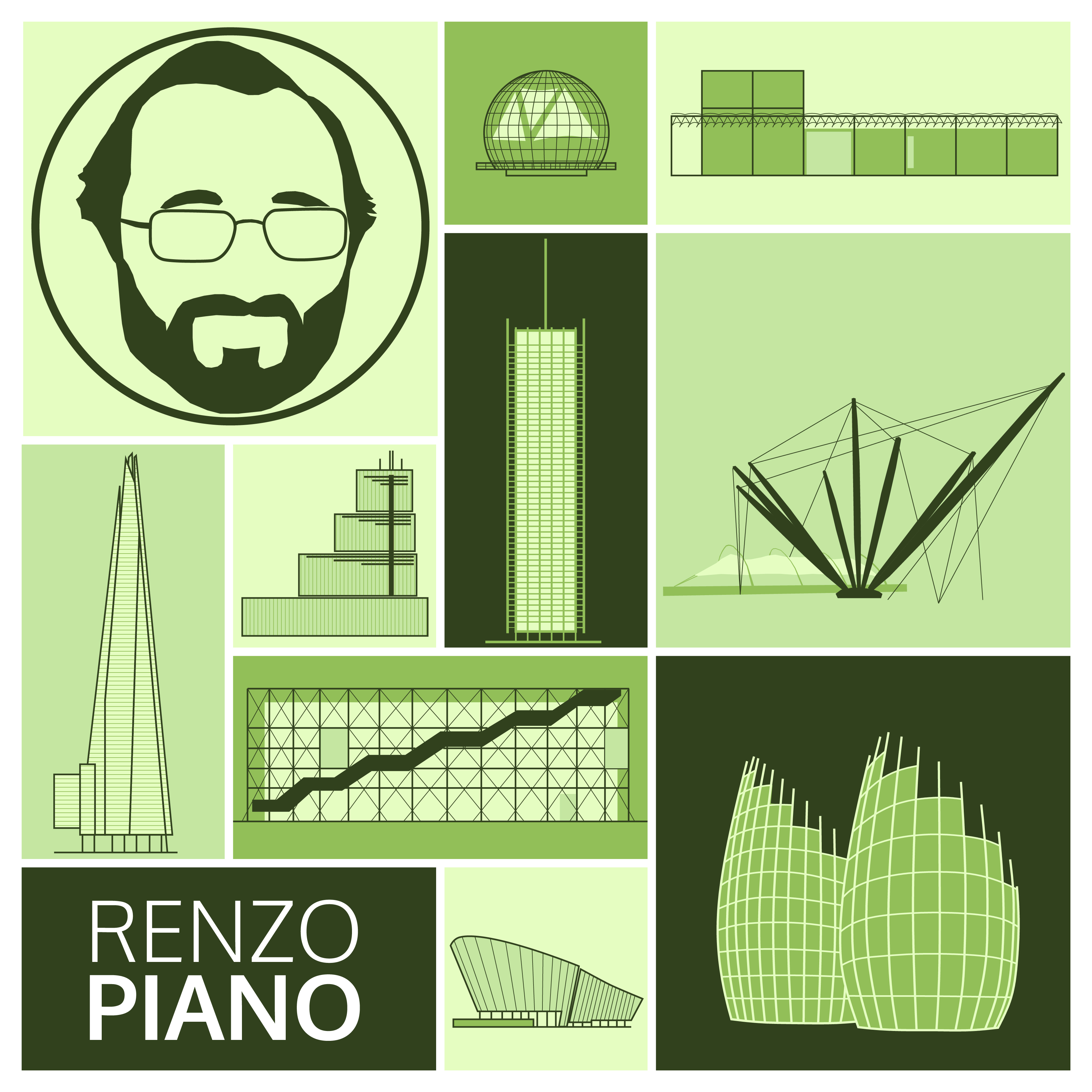 Renzo Piano Nato A architellers – renzo piano – designtellers.it