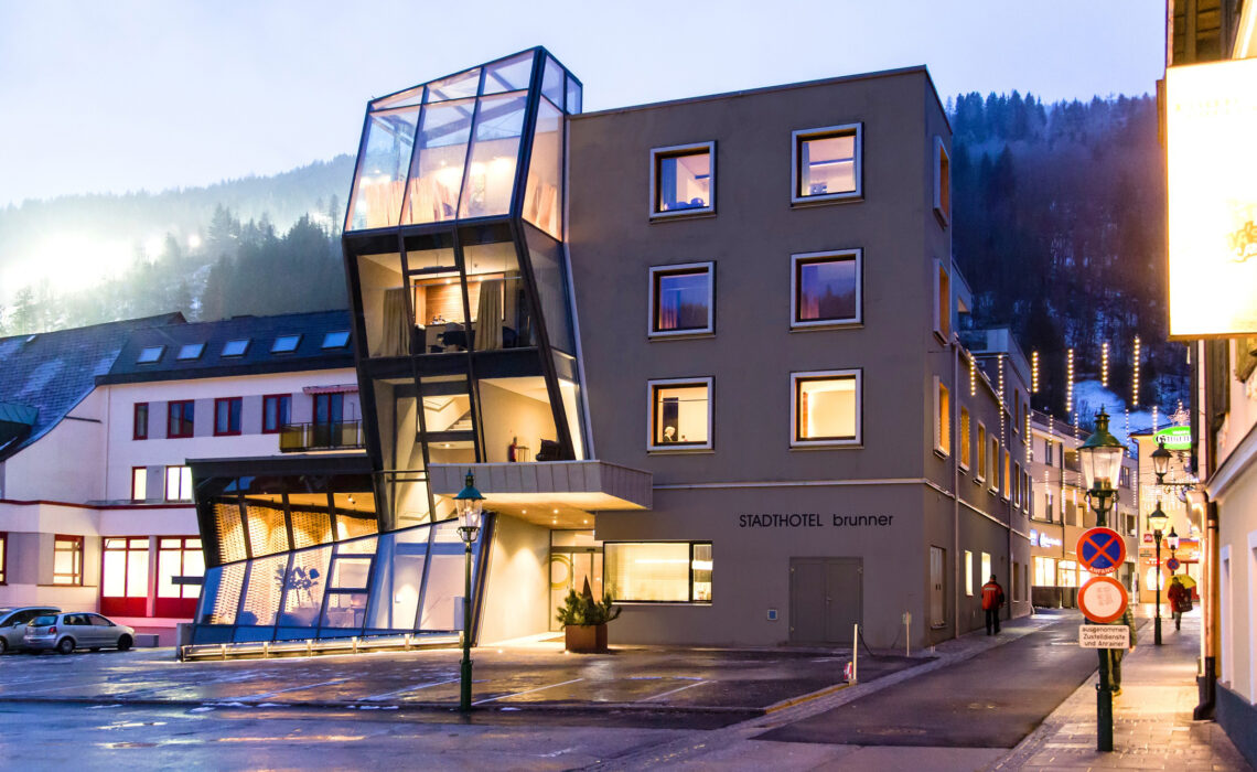Efficient Aesthetics at Play Globally Thanks to Wolf Reicht Architects