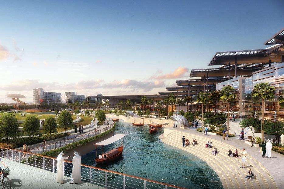 Qetaifan Island North, a New Way of Luxury Experience and Qatari Hospitality