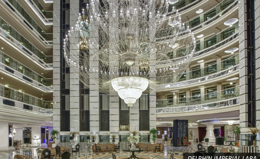 Art of Shedding Light on Beauty of Spaces with Lampart Lighting Solutions