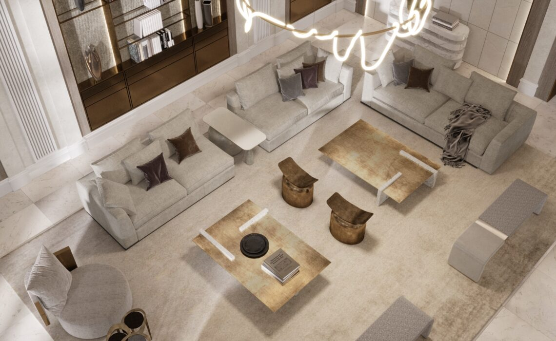 The Designer Studio Defines Quality Interior Design in Qatar