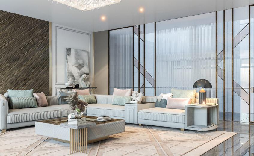Dubai based Mouhajer International Design sets the standard in luxury interior design