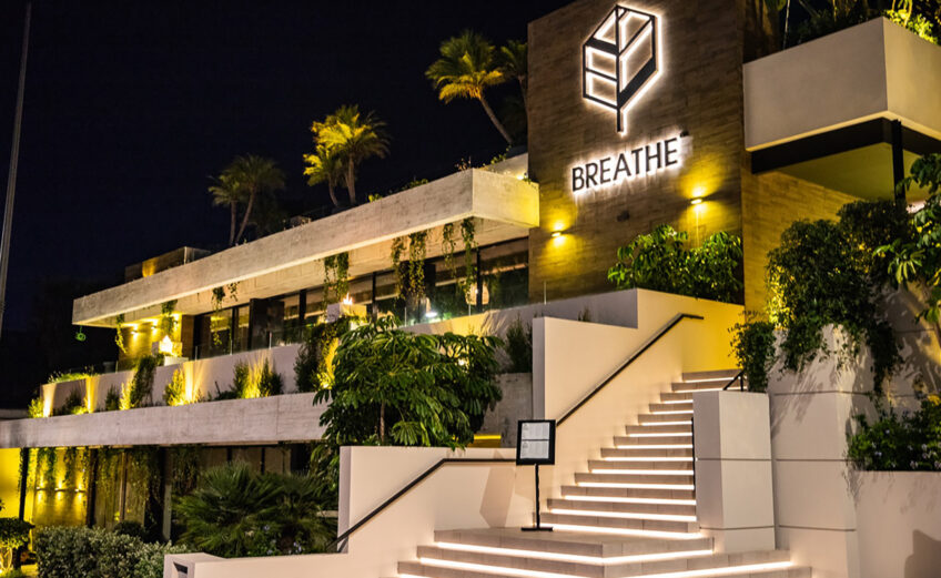 The Future Is Now: Quality and Sustainability Rule at BREATHE